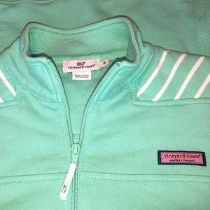 Vineyard Vines Vintage Stripe Classic Shep Shirt